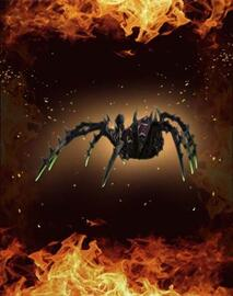 Vicious War Spider mount